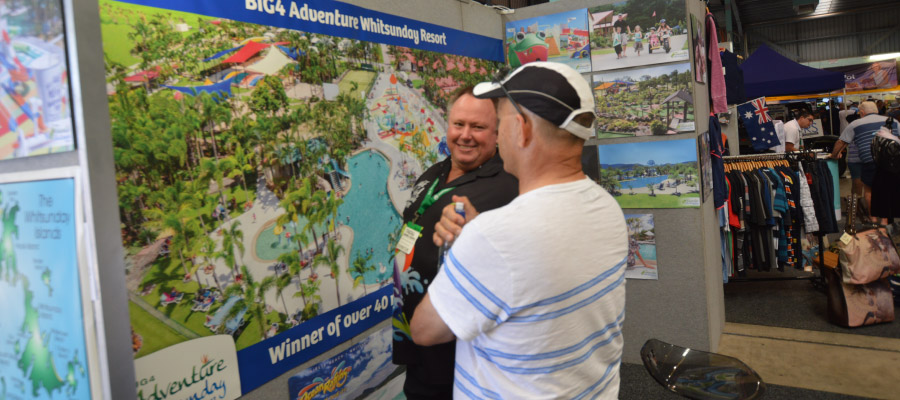 Award Winning Holiday Specialists at Expo